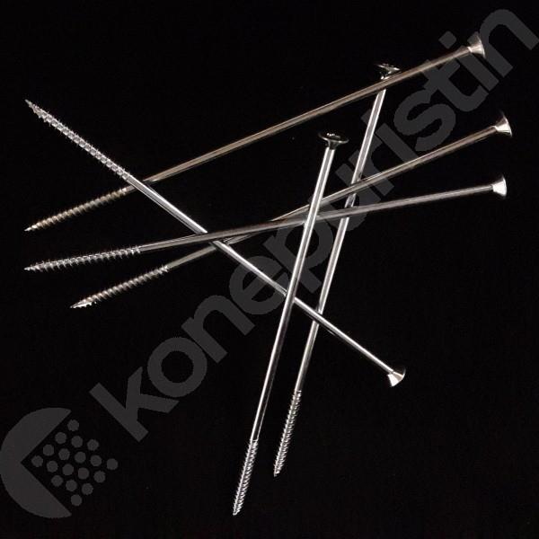 YLEISRUUVI UPPOK TX 6x200/50 ZN - 100 kpl/ltk