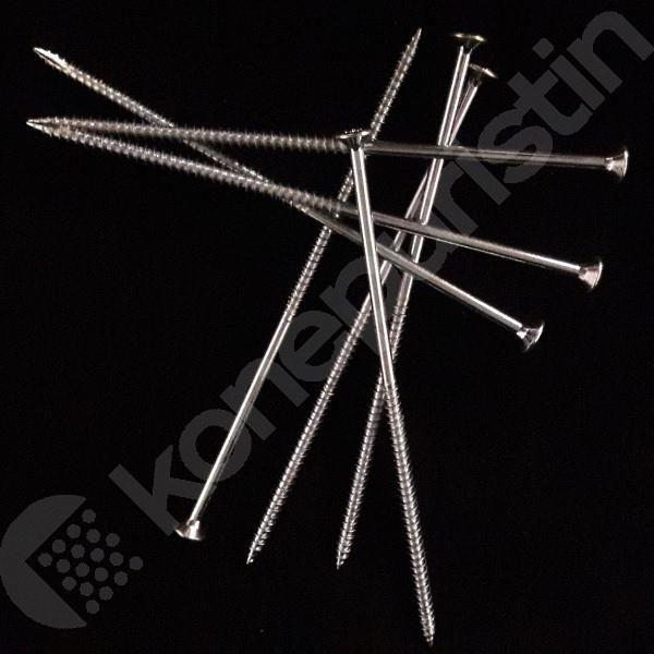 YLEISRUUVI UPPOK TX 6x180/50 ZN RASPILLA - 100 kpl/ltk
