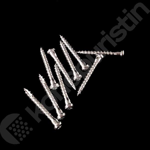 ANKKURIRUUVI 5.0x50 RUSPERT - 250 kpl/ltk